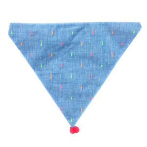 Ikat Love - Adjustable Dog Bandana