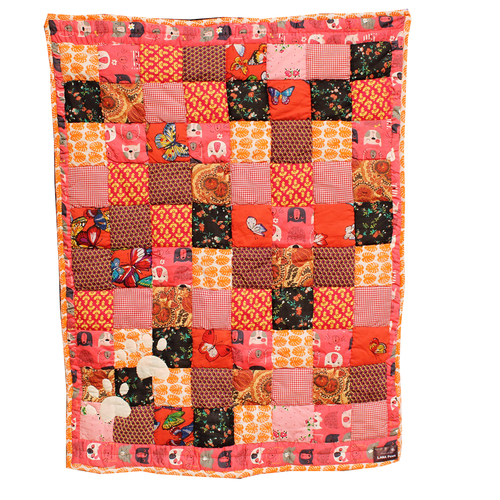 dog bed patchwork Lana Paws