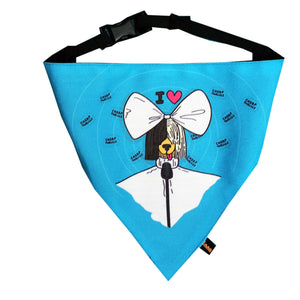 #CheapThrills - Adjustable Dog Bandana