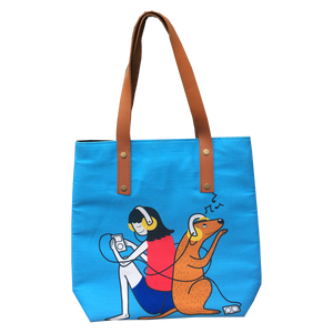Groovin' Together Tote
