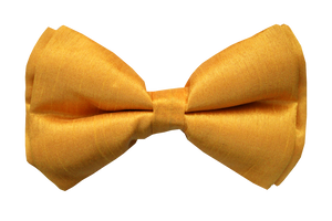 Lana Paws mustard yellow dog bow tie