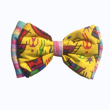 Tribal Art Bow Tie