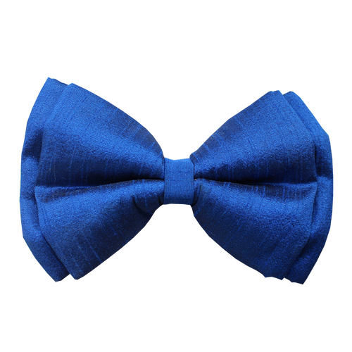 Midnight Blue - Adjustable Bowtie