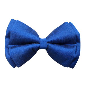Lana Paws Royal Blue dog bow tie