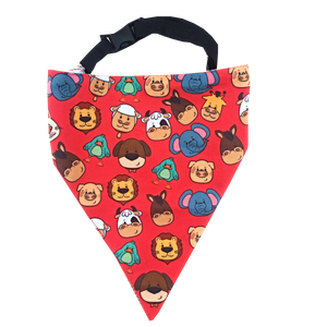 Animal Farm - Adjustable Dog Bandana