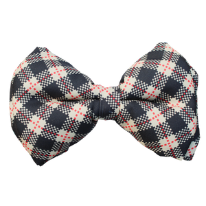 Scottish Glenfurrddich Winter (Burberry) - Adjustable Bowtie