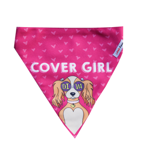Diva - Cover Girl! - Adjustable Bandana