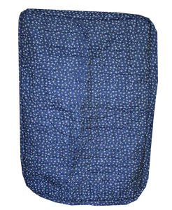 Dog Mat in Starry Night Denim - Large