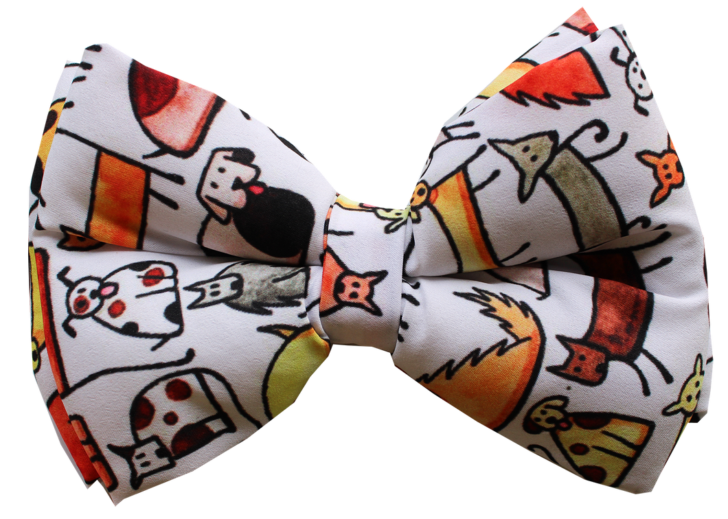 Doggy's Day Out - Adjustable Dog Bowtie