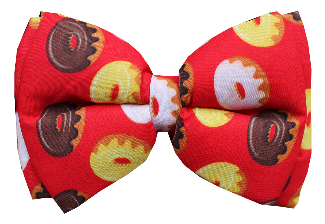 Lana Paws donut dog bow tie