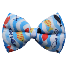Fishy Business - Adjustable Bowtie