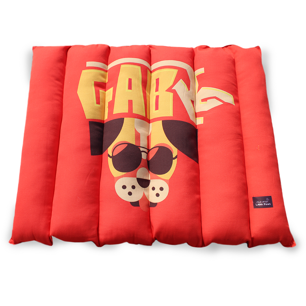 lanapaws Gabru dog bed