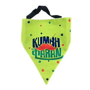 KumbhKaran (Lime Green)- Adjustable Bandana