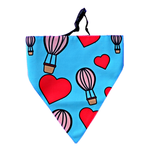 Love Ride - Adjustable Bandana