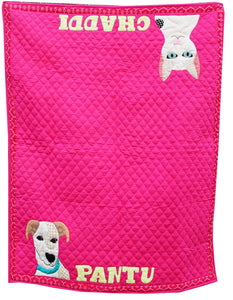 Lana Paws dog bed mat