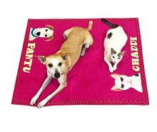 Lana Paws personalised pet mat bed