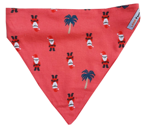 Lana Paws Christmas dog bandana