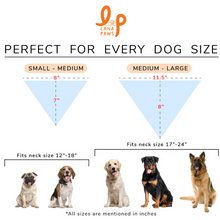 Dessert Factory - Adjustable Dog Bandana