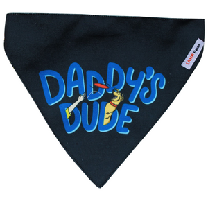 Lana Paws Daddy's Dude dog bandana