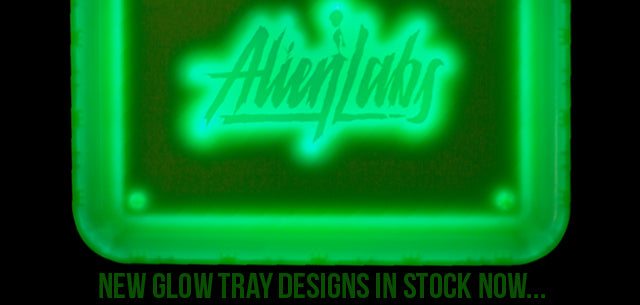 Alien Labs Glow Tray new designs in stock now