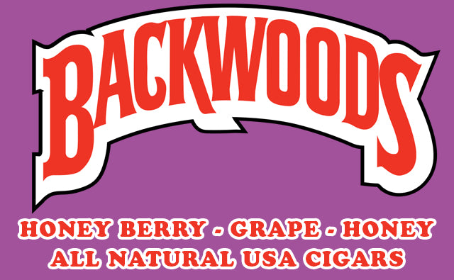 Backwoods cigars grape honey berry UK