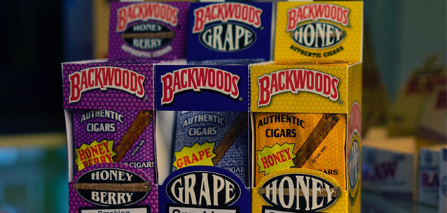 Backwoods cigars Natural Selection Leeds UK