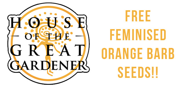 Free House of Great Gardener Seeds Natural Selection Leeds
