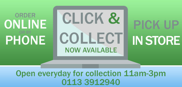 Click & Collect available - Natural Selection Leeds