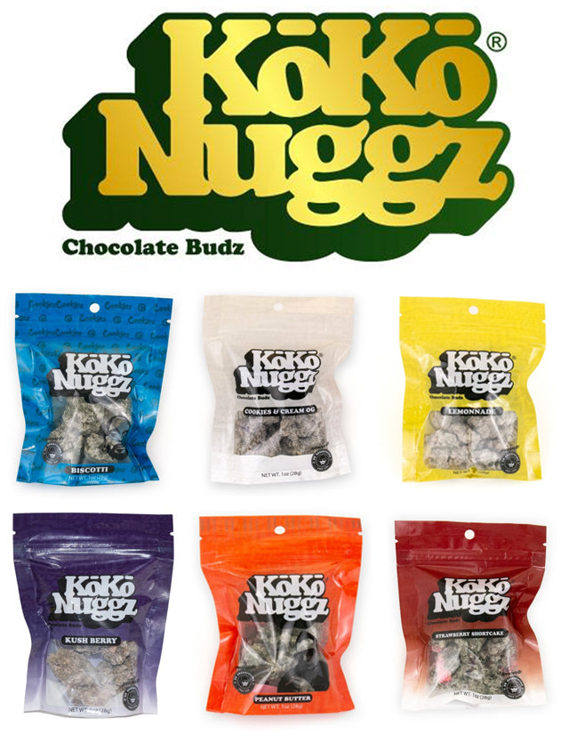 Koko Nuggz back in stock!
