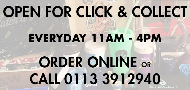 Open for click and collect Natural Selection Leeds