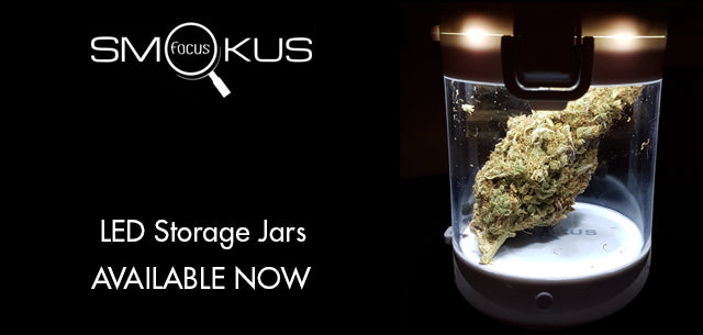 Smokus Focus Jars