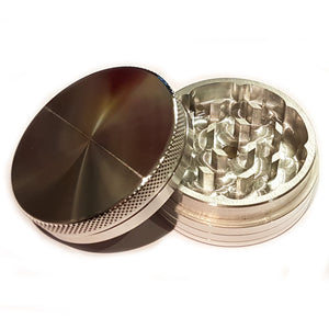 Metal 50mm 2 Piece Grinder