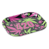 420 Retro Metal Rollin' Tray Small