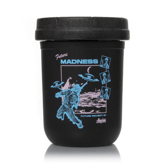 RE:STASH Alien Labs Future Madness Mason Stash Jar 8oz