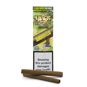 Amarillo Juicy Jay Enhanced Hemp Wraps