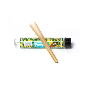 Lift Tickets 710 Terpene Infused Pre Rolled Cone  - Biscotti