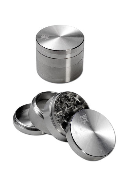 Black Leaf 38mm 4 Piece Grinder