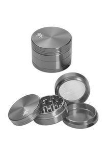 Black Leaf 55mm 4 Piece Grinder
