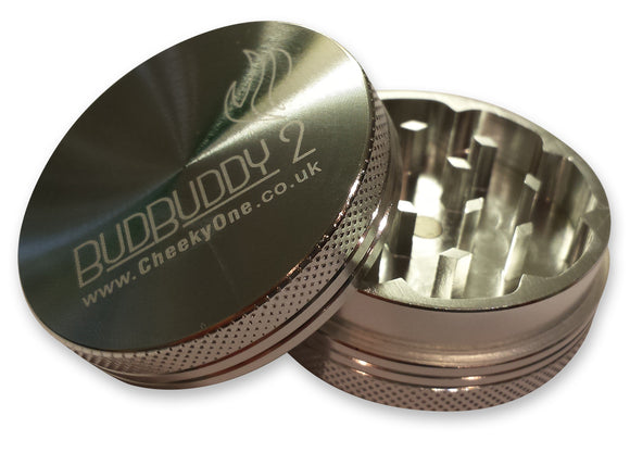 Bud Buddy 50mm 2 Piece Grinder