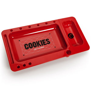 Cookies SF Rolling Tray 2.0 Red