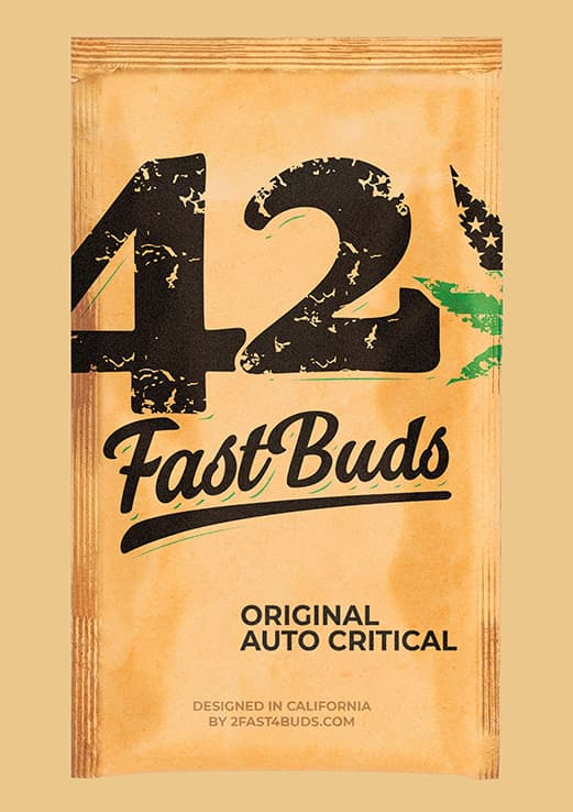 Fast Buds Critical AUTO Feminised Seeds