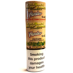 Cyclone Wonder Berry Hemp Cones XtraSlo Double Pack