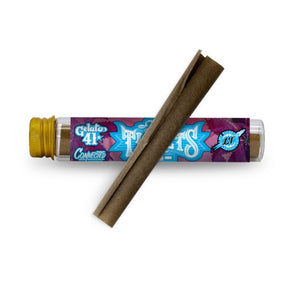 Lift Tickets 710 Terpene Infused Hemp Blunt Wrap - Gelato 41