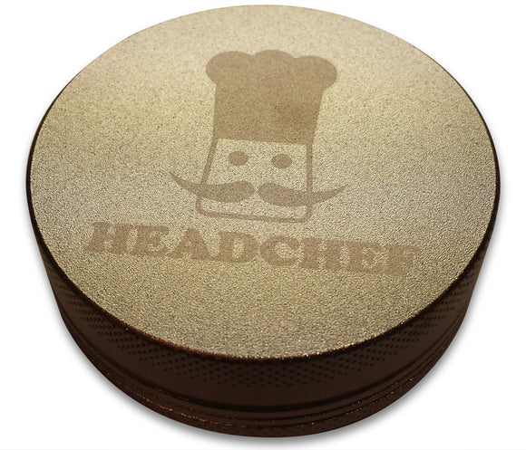 Head Chef 55mm 2 Piece Grinder