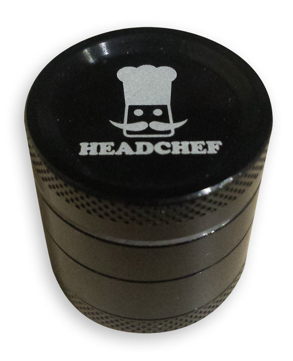 Head Chef Mini 30mm 4 Piece Grinder
