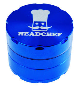 Head Chef 50mm 4 Piece Grinder