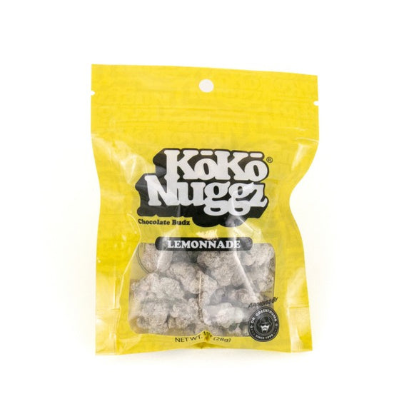 Koko Nuggz Chocolate Buds - Lemonnade Flavour 1oz