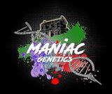 Maniac Genetics Alien Cheesecake Regular Seeds