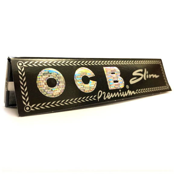 OCB Premium King Size Slim Papers