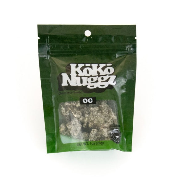 Koko Nuggz Chocolate Buds - OG Flavour 1oz